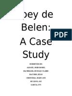 Case Study Joey