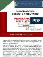 Programas de Fiscalizacion