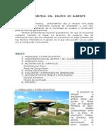 Guía Turística Del Dolmen de Alberite