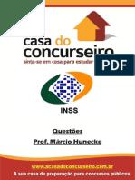 INSS.recife2014 QuestoesExtras Informatica MarcioHunecke