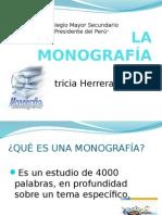 Redacciòn de Una Monografía(1)