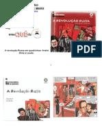 André Diniz e Laudo - A Revolução Russa Em Quadrinhos