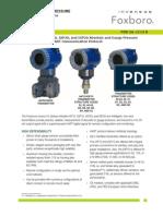 IAP10, IGP10, IAP20, IGP20 Pressure Transmitter