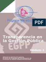 Modulo 2 Transparencia