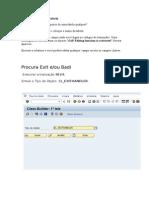 Dicas e Truques SAP - Abap