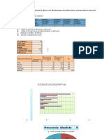 Presentacion de Datos Excel