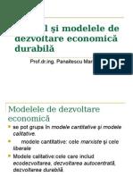 Curs 6 IRF Mediul Şi Modelele de Dezvoltare Economică Durabilă