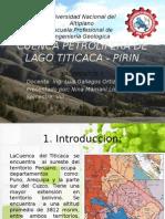 Cuenca Petrolifera de Lago Titicaca - Pirin