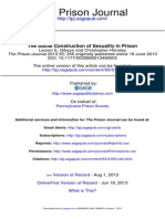 SEXUALITY IN PRISON