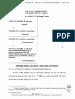 Silvers v. Google, Inc. - Document No. 96