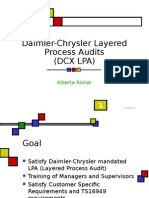 Daimler-Chrysler Layered Process Audits(2)