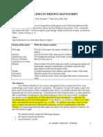 1-Guidelines in Writing Manuscrip1