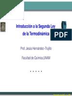 00012 Termodinamica Segunda Ley de La Termodinamica