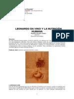 La Dieta y Leonardo