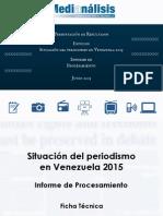 Presentacion de Resultados Encuesta Periodistas 20150630GC (1)
