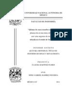 Planeacion Vetas Angostas - Unam Mexico