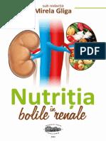 Gliga Mirela Nutritia in Bolile Renale