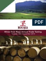 2014 Rioja Annual Trade Tasting