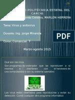 Virus Informaticos Exposicion