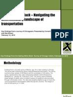 Hailing While Black – Navigating the discriminatory landscape of transportation