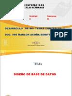 (548632435) Ayuda 3 - Diseño de Base de Datos