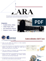 Grupo 04 - Caso Zara