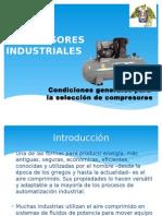 COMPRESORES - Diapositivas