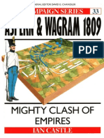 Osprey - Campaign 033 - Aspern & Wagram 1809 - Might Clash of Empires