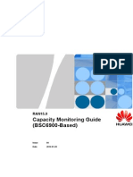 Huawei RAN 15 - Capacity Monitoring Guide