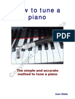 Free Extract Copy HOW to TUNE a PIANO eBook