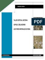 Monografia Foros Imperiales PDF 8 Laminas