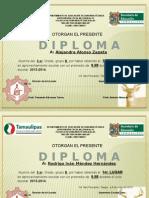 Diplomas 2014