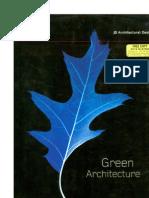 Green Architecture [AD].docx