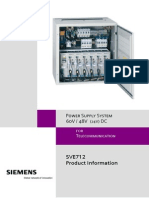 Power Supply Siemens SVE712