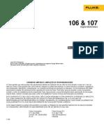 Fluke 106 manual