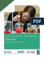 Sciences Experiences Outcomes Tcm4-539890