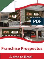 Franchise Prospectus