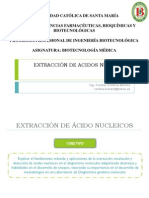 Extracción de Ácidos Nucleicos - i Parte