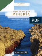 El Agua de Mar en La Minería Fundamentos y Apl
