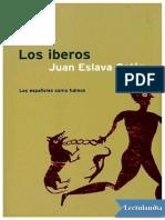 Los Iberos - Juan Eslava Galan
