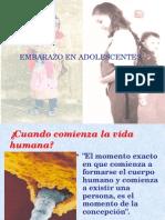 Embarazo Aborto Adolescente (T)