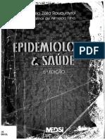 LIVRO - Epdemiologia e Saúde - Cap. 01 a 07 e Cap. 13