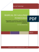 Manual de Gallina Ponedora