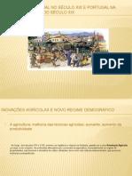 A europa industrial no século XIX e Portugal na segunda metade do século XIX.pptx