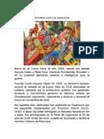 Resumen Corto de Atahualpa