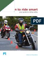 ICBC Motorcycle Handbook (British Columbia)