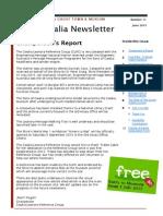 Gwalia Newsletter - June 2015