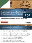 Implantação de PMO - 5ª Borcon v2