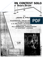 J.S.Pratt-14 solos
