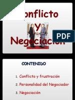 Conflicto y Negociación Ok
